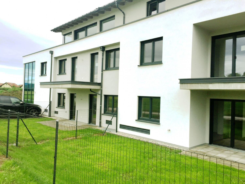 Neubau: Penthouse in unverbauter Lage von Elixhausen/Ursprung