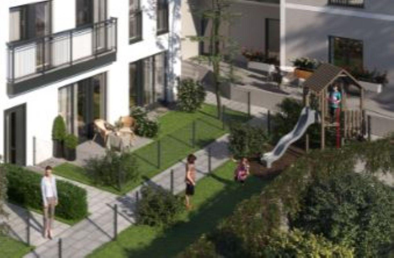 Maisonette - Gartenwohnung (Top 4) mit 126m2 in traumhafter Stadtvilla - Neubau