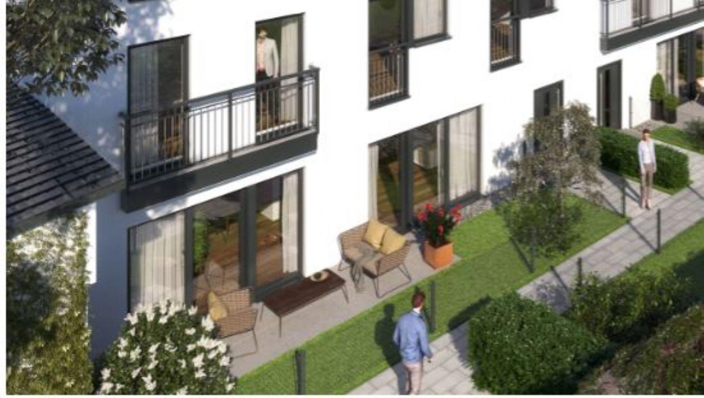 Maisonette - Gartenwohnung (Top 5) mit 126m2 in traumhafter Stadtvilla - Neubau