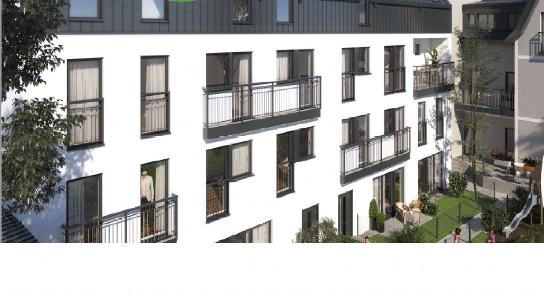 Wohnung im 2.OG (Top 6) mit 129m2 in traumhafter Stadtvilla - Neubau