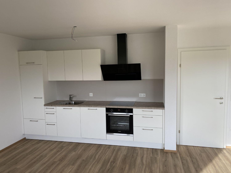 334733: Neubau: 3 Zimmer Wohnung mit Balkon in unverbaubarer Lage in Elixhausen