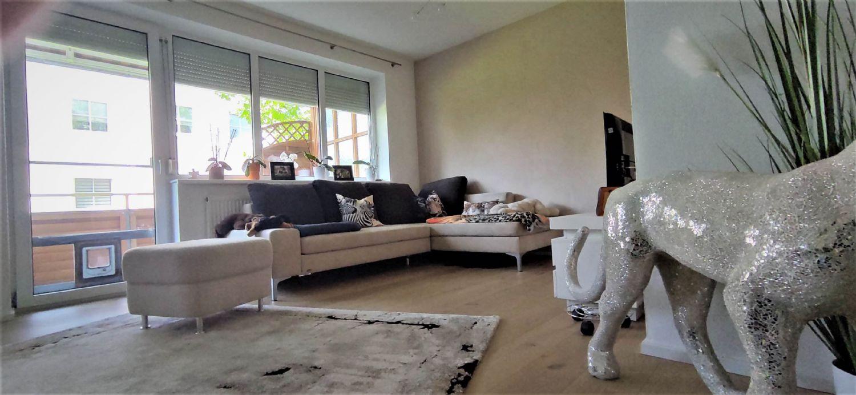 Moderne 3 Zimmer Wohnung in Lochen am See nahe Mattsee (8km Entfernung)