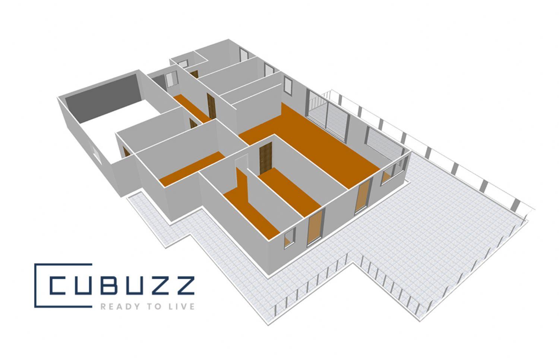 Ökologisches Wohnbauvorhaben im Grünen: Großzügiger Bungalow 177m² Wohnfläche mit Garten und Doppelgarage in 10 KM Entfernung von Mattsee in Kirchberg bei Mattighofen